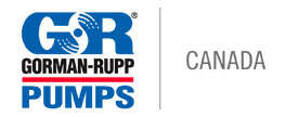 GORMAN-RUPP OF CANADA LIMITED